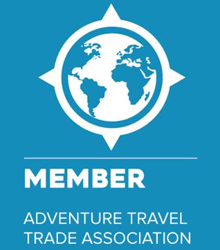 Membro da Adventure Travel Trade Association